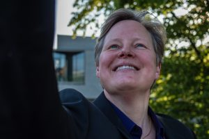 Principal Pragmatist, Erin Vang